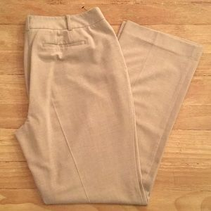 Worthington Curvy Fit Perfect Trouser Flax Heather